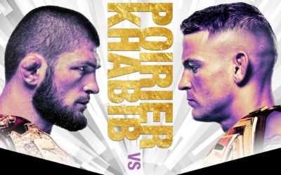 UFC242, Khabib vs. Poirier Ad